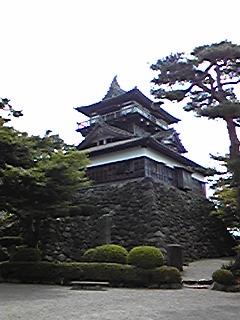 現存する日本最古のお城。