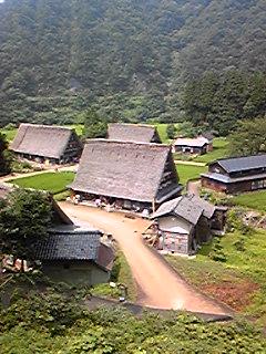 五箇山(^人^)